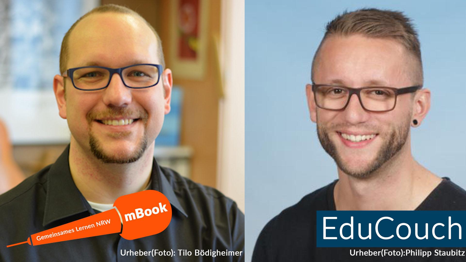 EduCouch Tilo Bödigheimer und Philipp Staubitz